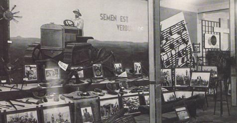 La storia del Museo