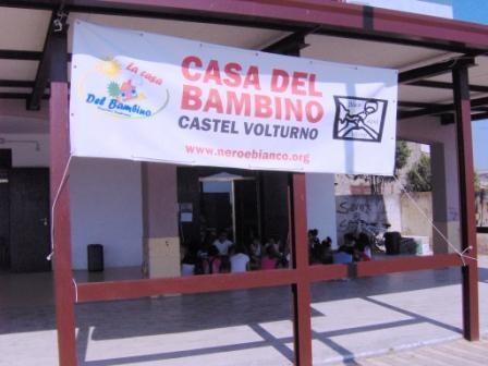 CASTEL VOLTURNO EMERGENZA COVID 19
